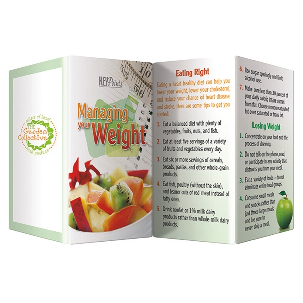 Key Point: Managing Your Weight