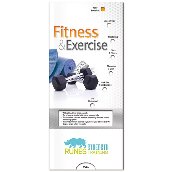 Pocket Slider: Fitness & Exercise