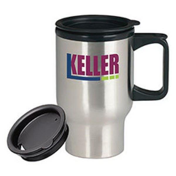 Good Value® Stainless Steel Trip Mug - 17 oz
