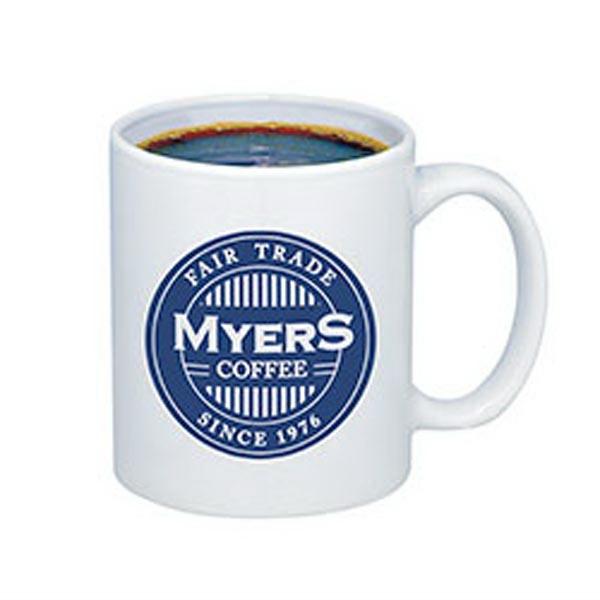 Good Value® White Budget Mug - 11 oz