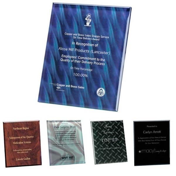 """Trillinnium Award Plaque - 8"""" x 10"""""""