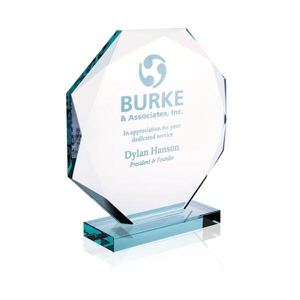 Jade Octagon Award - Small