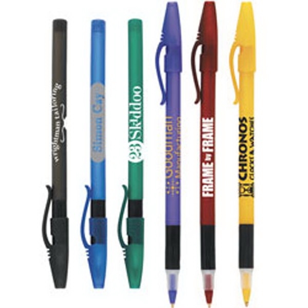 Comfort Stick Frosted Pen