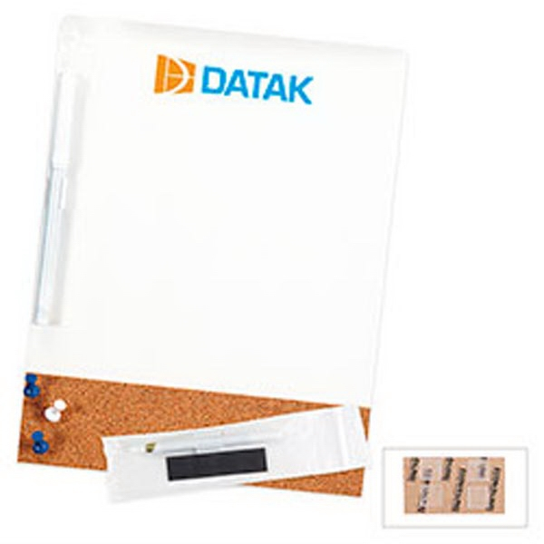 Dry-Erase Cork Combo Board