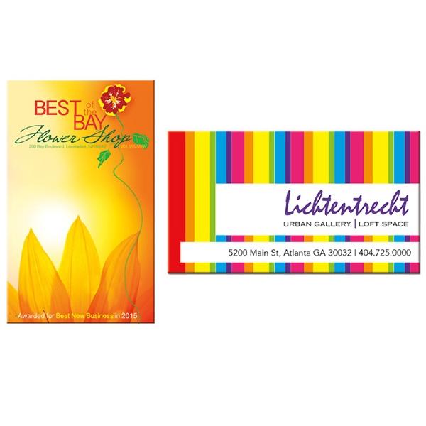 Large Business Card Magnet - Good Value®