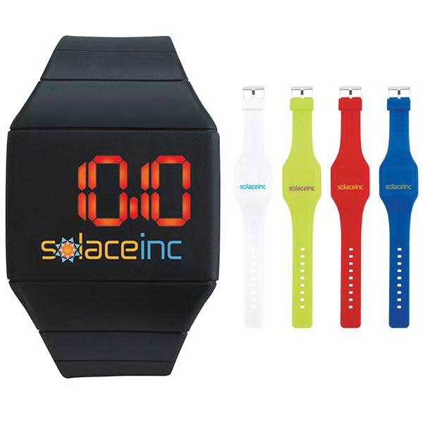 Futuristic Digital Watch