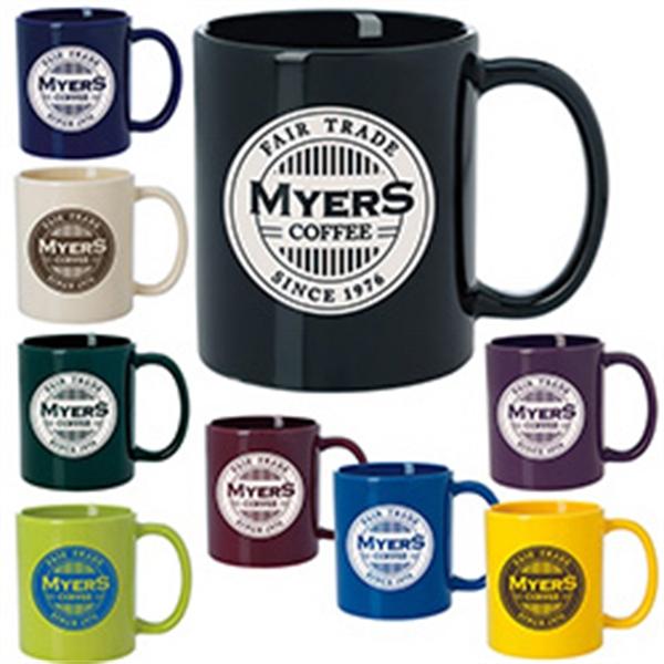Good Value® Budget Mug - 11 oz. (Colors)