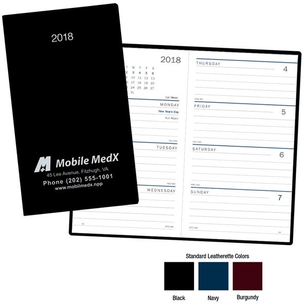 Standard Weekly Pocket Planner