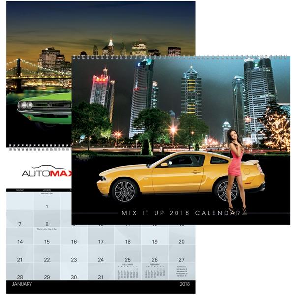Mix It Up Calendar