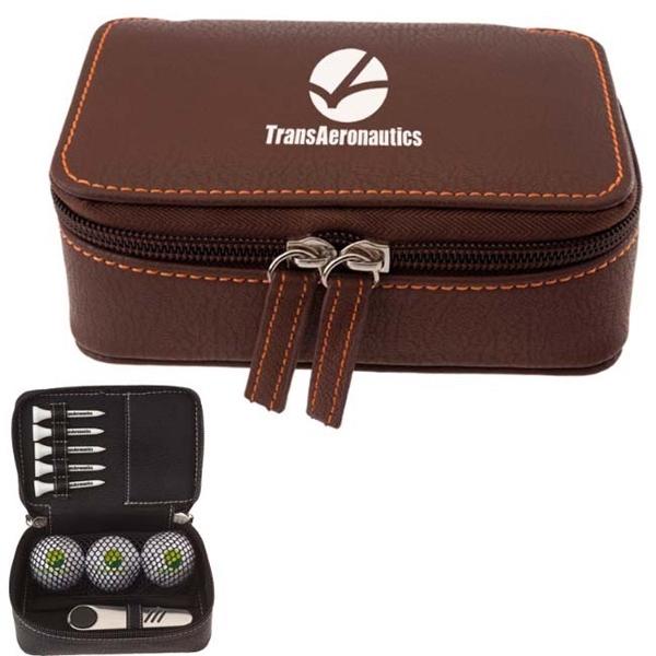 Zippered Golf Gift Kit - Callaway® Warbird 2.0