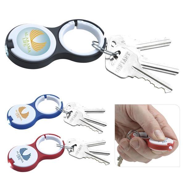 Plastic Slider LED Keylight