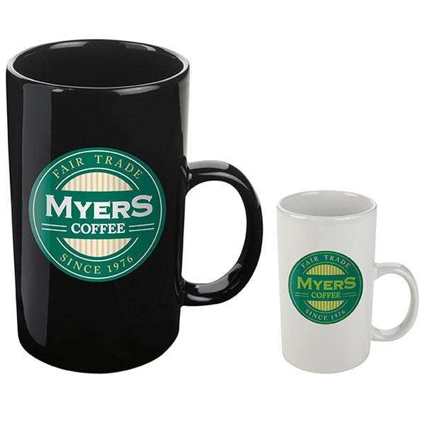 Double Coffee Mug - 16 Oz.