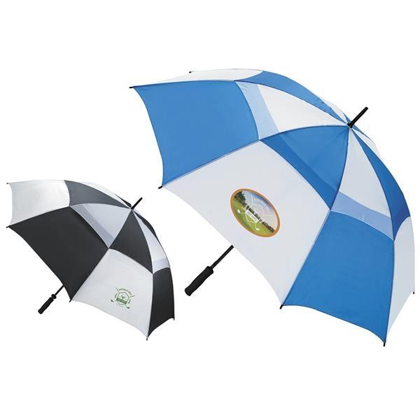 "Ventilated Large 62"" Golf Umbrella"