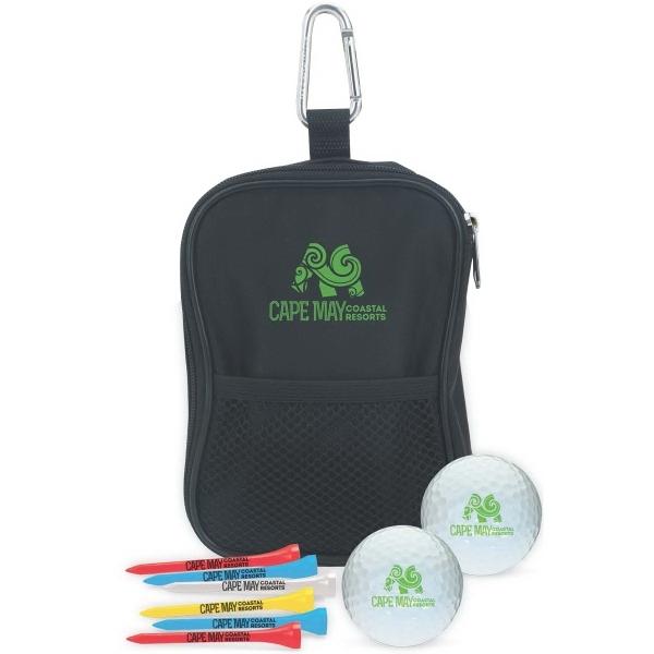 Valuables Pouch Golf Kit