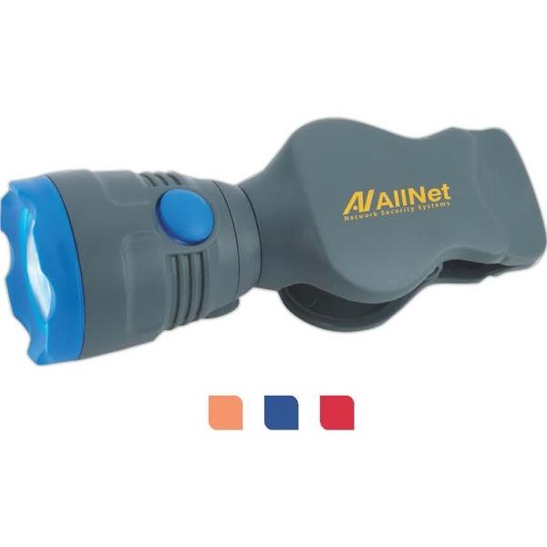 Pivot Clip Flashlight
