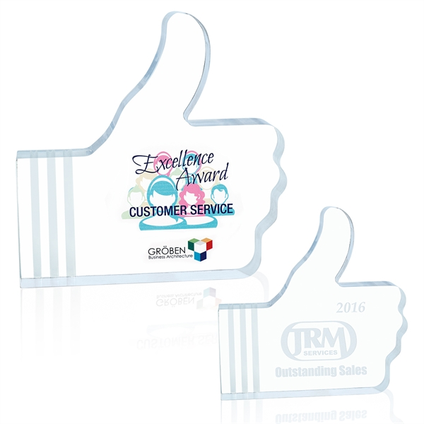 Thumbs Up Award