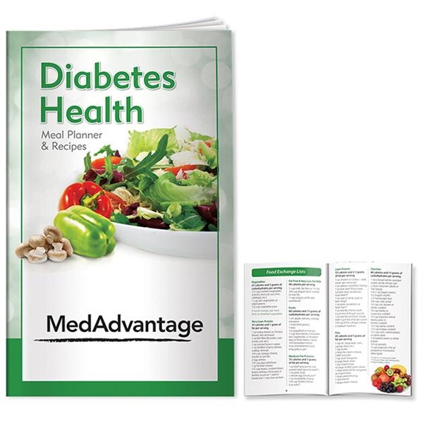 Better Book: Diabetes Health - Meal Planners/Recipes