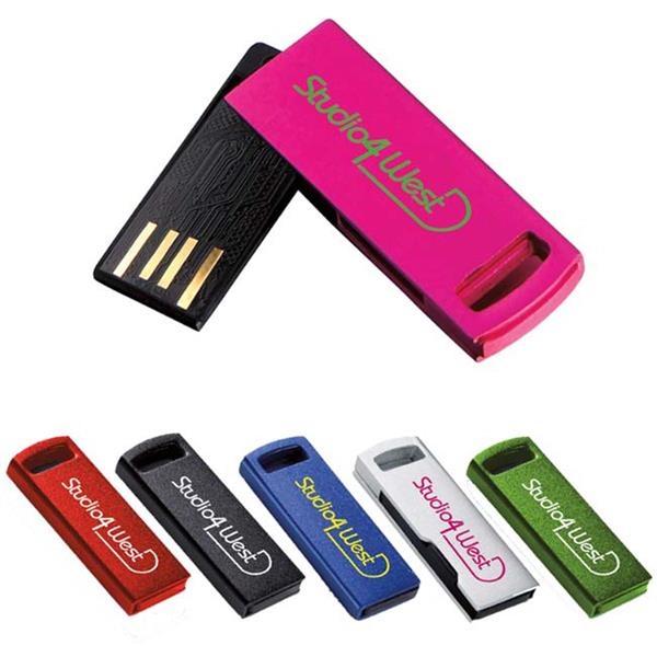 4 GB Aluminum USB 2.0 Flash Drive