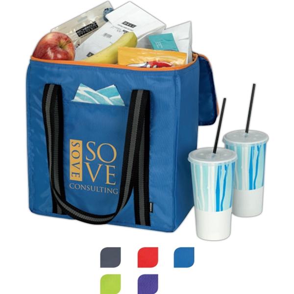 Koozie® Block Grocery Tote Kooler