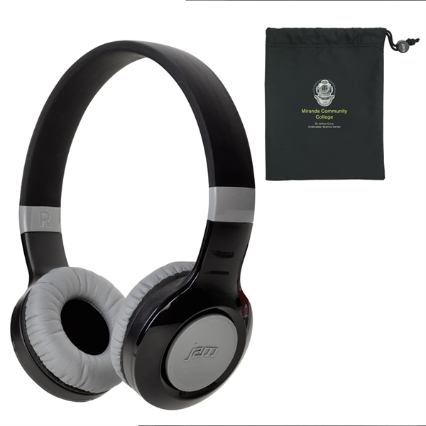 Jam Transit™ Lite Bluetooth® Headphones