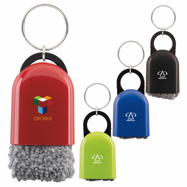 Good Value® Cool Tech Cleaner with Keyring