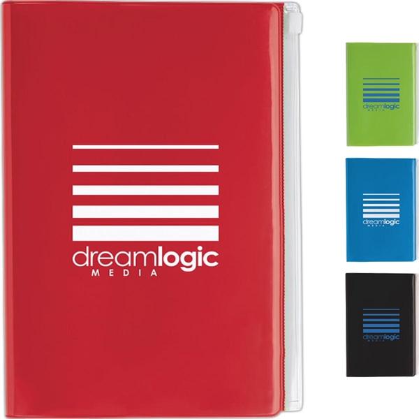 Clear Pocket Journal