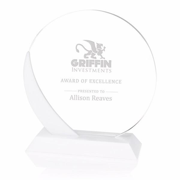 White Crystal Award - Round
