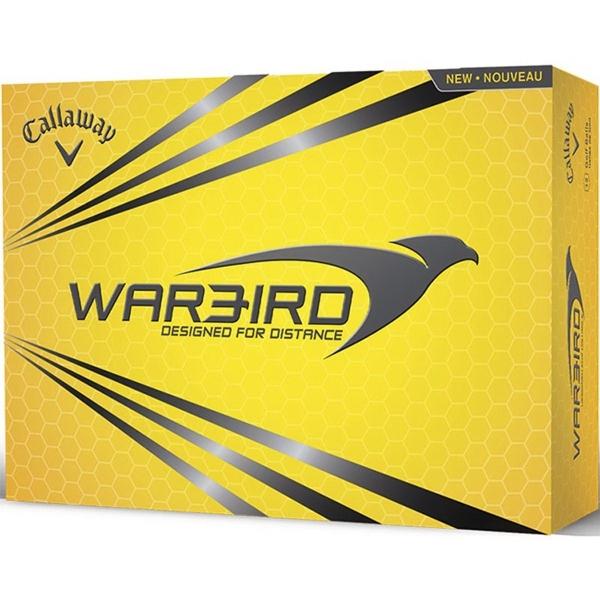 Callaway HEX Warbird Golf Ball Std Serv