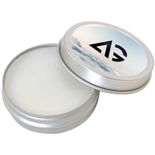 Lip Balm SPF15 in Small Metal Tin