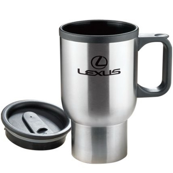 16 oz Insulated Stainless Steel Travel M