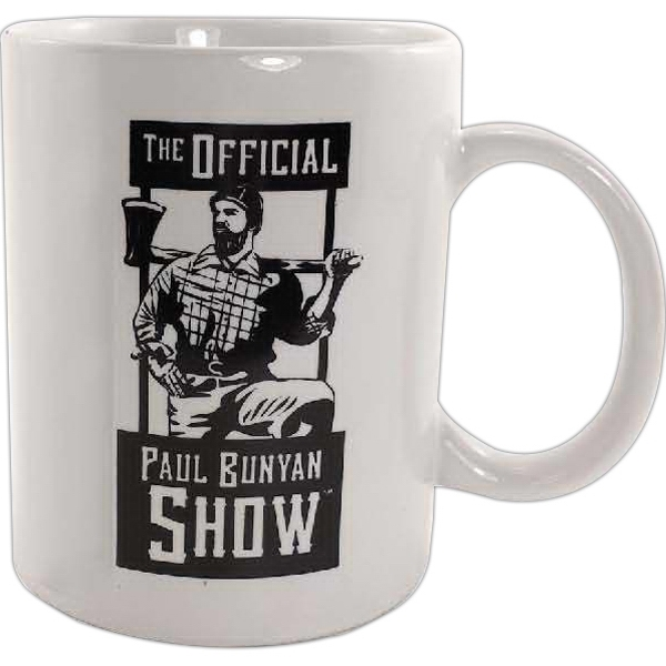 11 oz Ceramic Coffee Mug