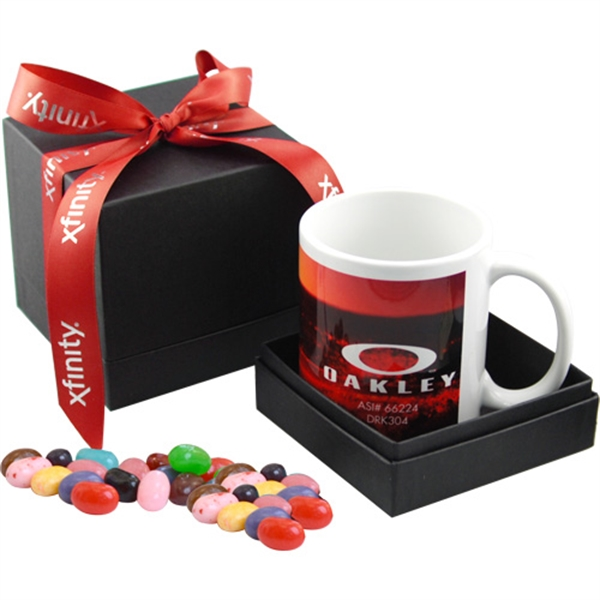 Gift Box Mug & Jelly Bellies