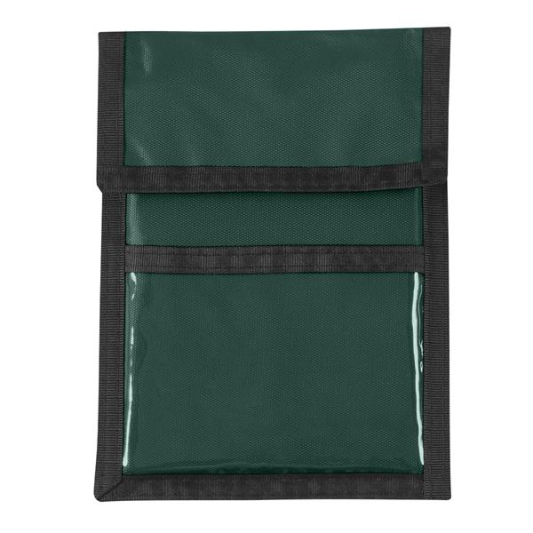 Nylon Neck Wallet Badge Holder