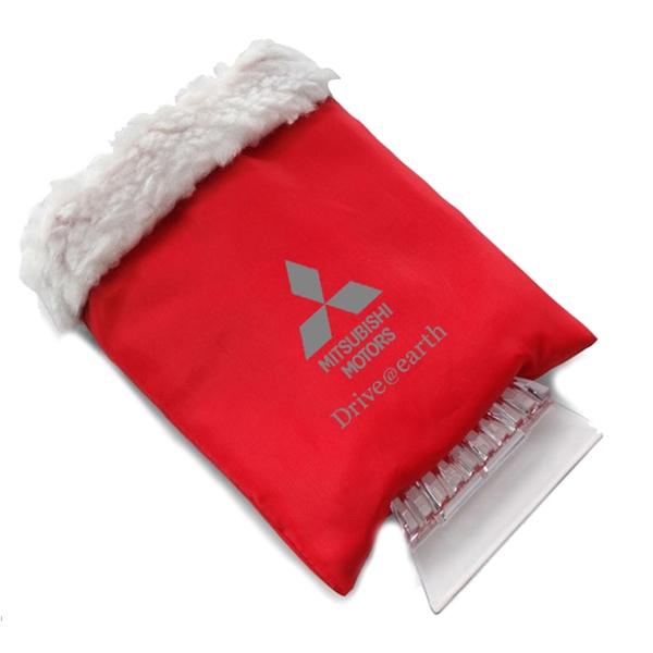 Ice Scraper w/ Glove