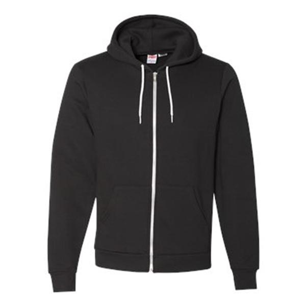 American Apparel USA-Made Flex Fleece Unisex Full-Zip Hoodie