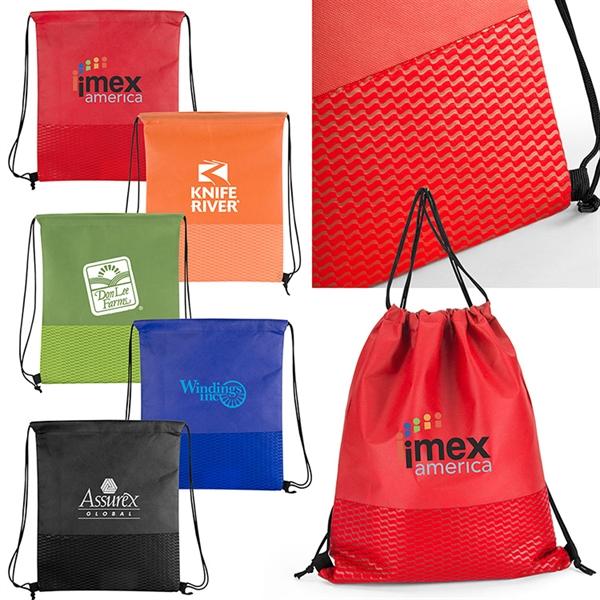 Orland Non-Woven Cinch Bag