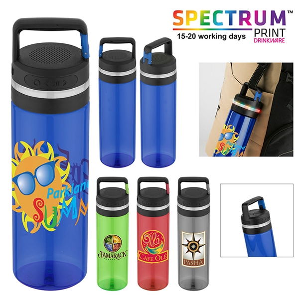 Wireless Speaker Water Bottle - 24 oz.