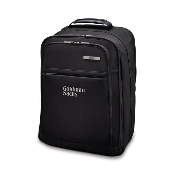 """Hartmann 17"""" Metropolitan Slim Backpack"""