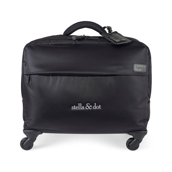 Lipault Plume Business Spinner Tote 17""