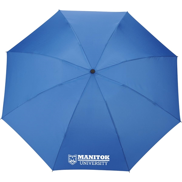 "46"" 3-Section, Folding Inversion Umbrella"