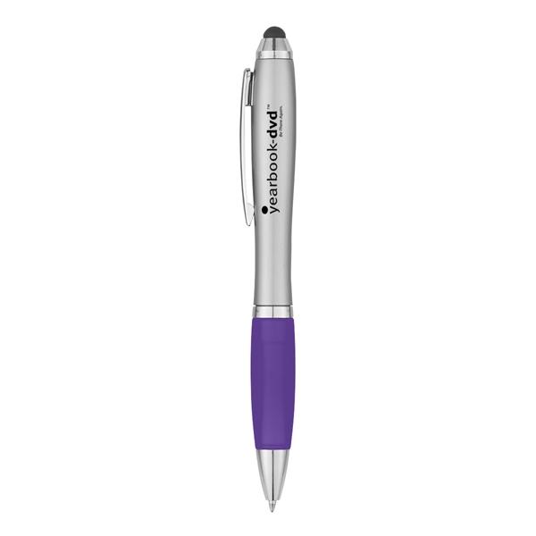 Satin stylus pen