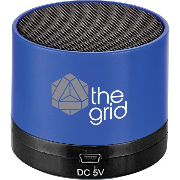 Cylinder Bluetooth Speaker
