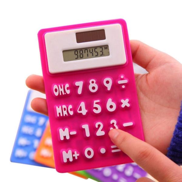 Silicone calculator