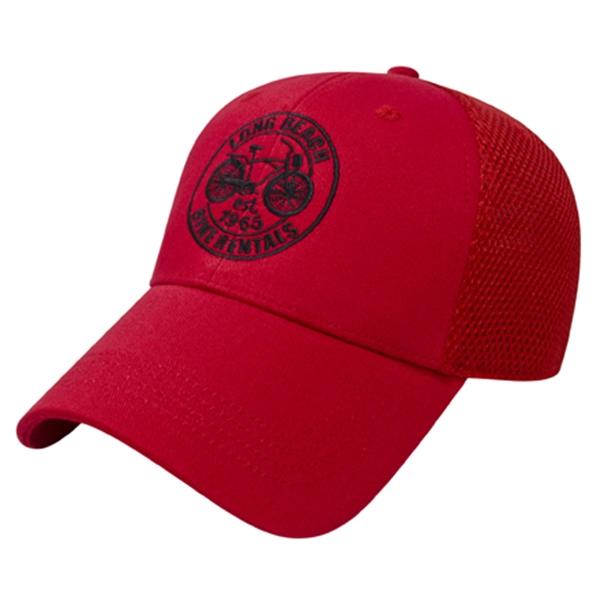 Double Layer Mesh Cap