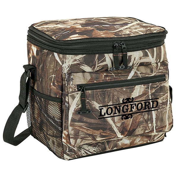 Huntington 24-Can Camo Cooler