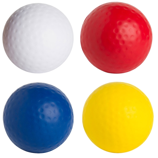 Squeezies (R) Golf Ball Stress Reliever