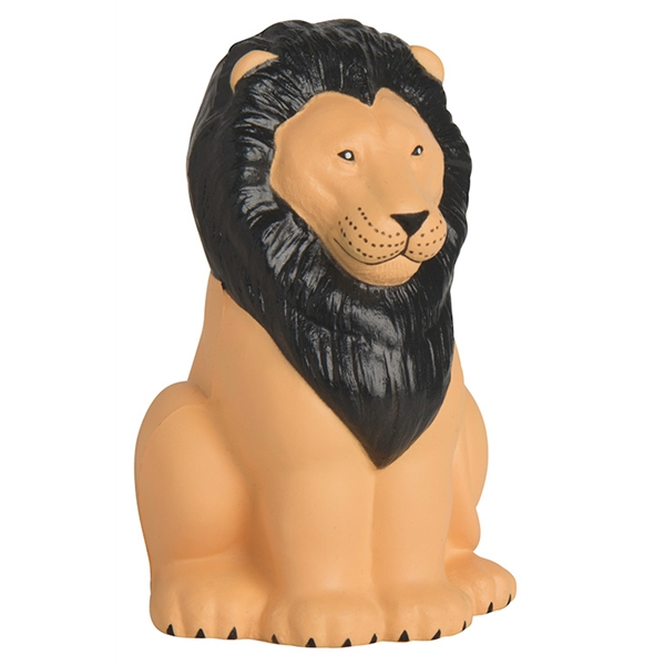 Squeezies® Sitting Lion Stress Reliever