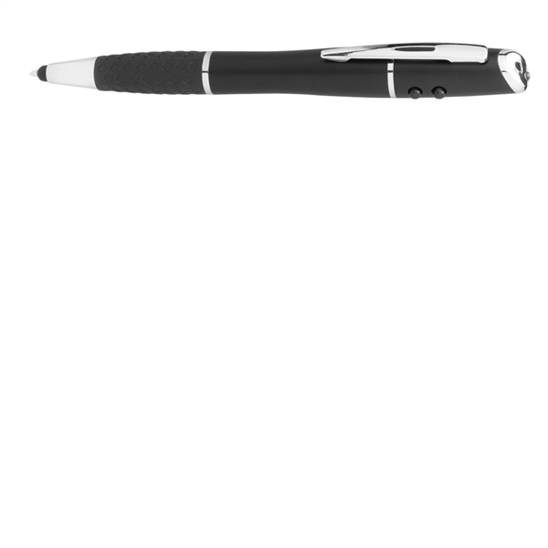 Aero Stylus Pen with LED Light and Laser Pointer