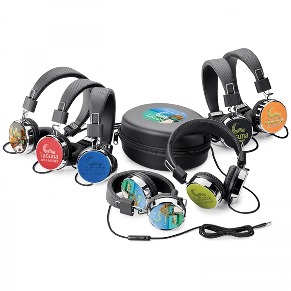 DONALD STEREO HEADPHONES