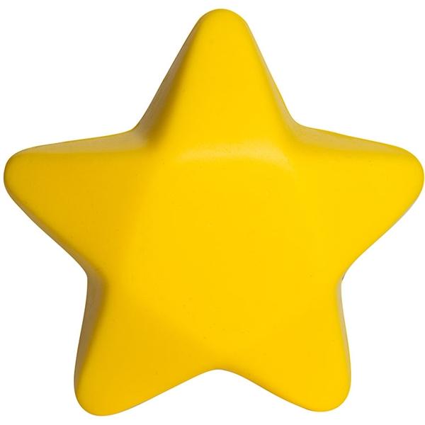 Slow Return Foam Squeezies® Stars Stress Reliever
